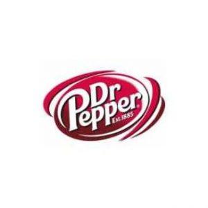 dr pepper logo