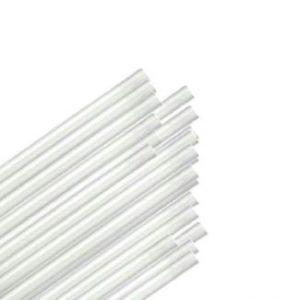 clear straws
