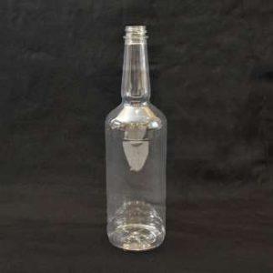 PET quart pour bottle for snow cone syrup